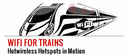 Wifi for Trains