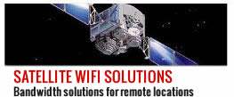 Satellite Hotspot Solutions